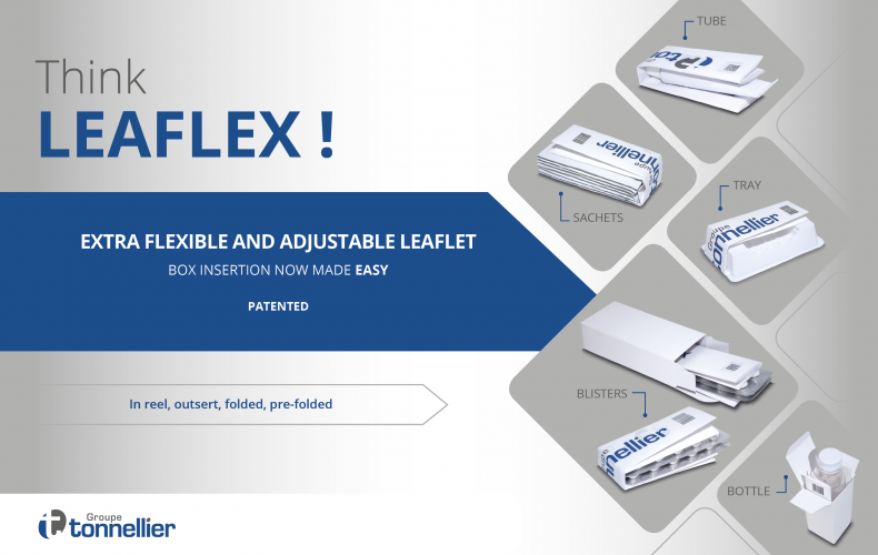 LEAFLEX, Tonnellier Group's latest innovation!