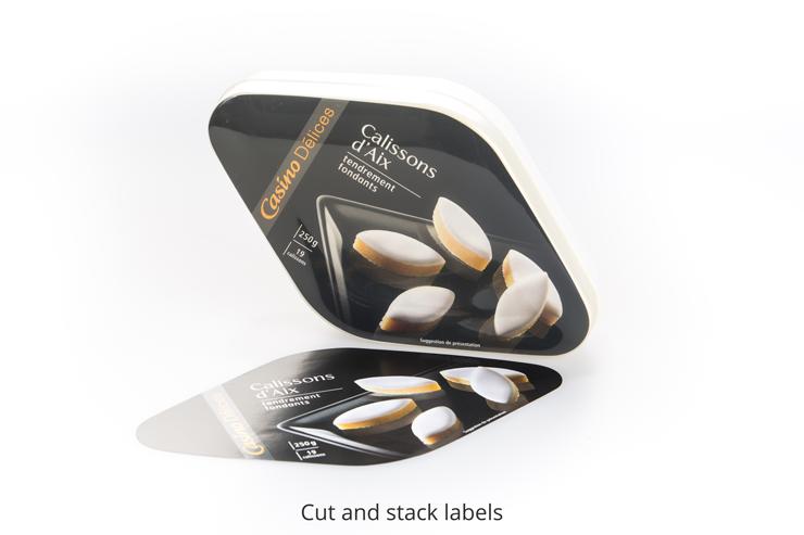 Cut & stack labels