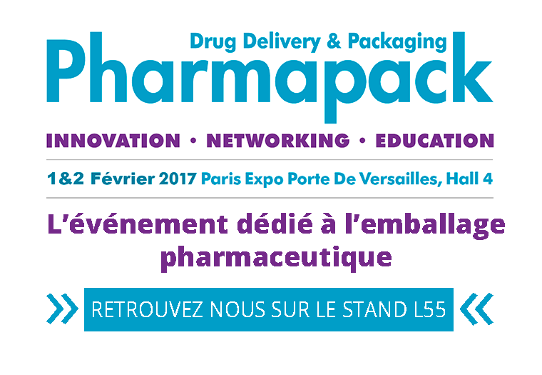 Salon Pharmapack Europe 2017