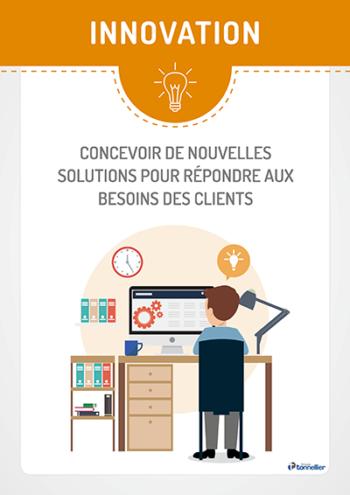 Valeur Groupe Tonnellier : innovation